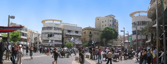 Улици Тел Авив
