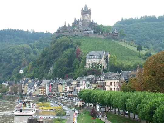 Vakantie in Duitsland in september
