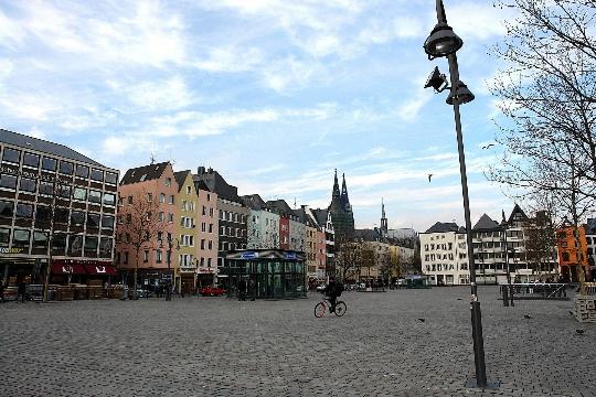 Kölnin kadut