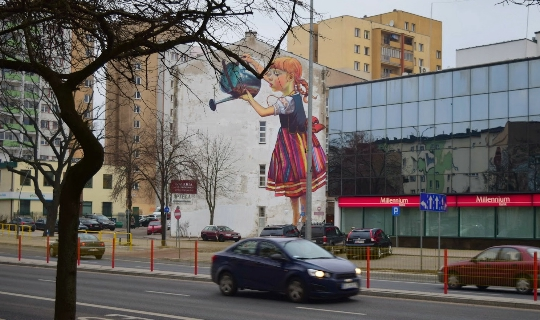 Улици на Белосток