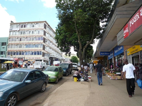 Mbabane - Swazimaan pääkaupunki