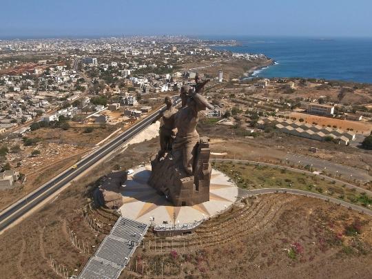 Dakar - Senegalin pääkaupunki