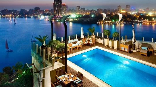 Lomat Egyptissä elokuussa