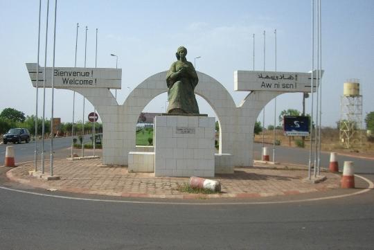 Bamako - de hoofdstad van Mali