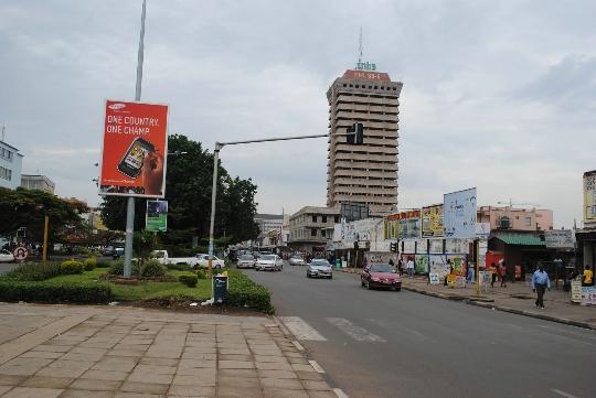 Lusaka - Sambian pääkaupunki