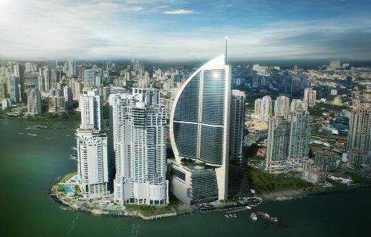 Столица на Панама