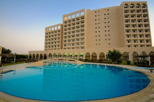 N'Djamena - de hoofdstad van Tsjaad