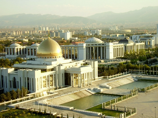Ashgabat districten