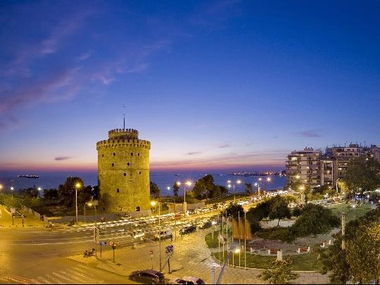 Thessalonikin alueet