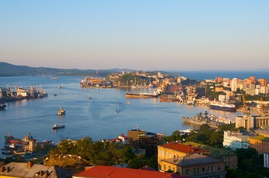 Observatiedekken van Vladivostok