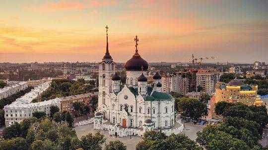Observatiedekken van Voronezh