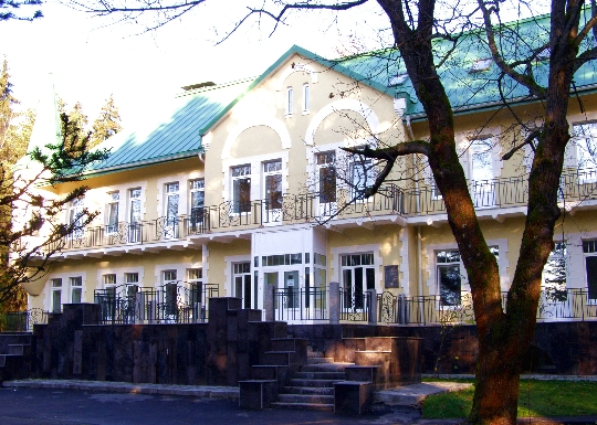 Sanatorium hen. Artem (Sergeeva)