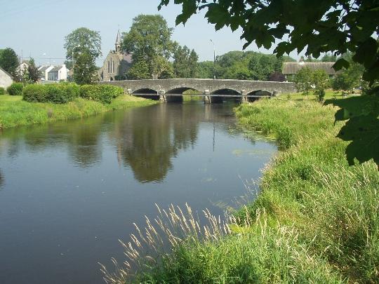 Реки на Ирландия