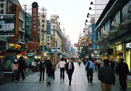 Shanghain kadut