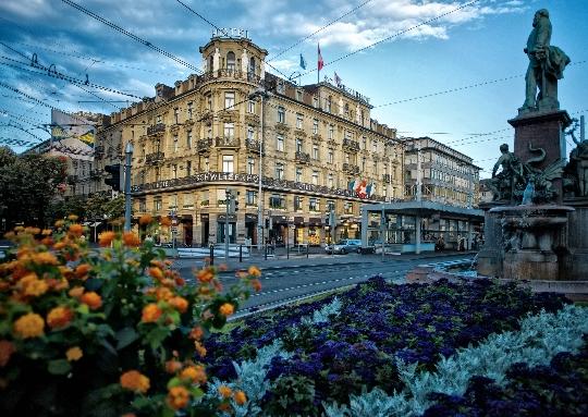 Zürichin kadut