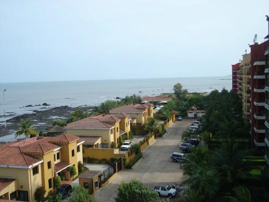 Conakry - de hoofdstad van Guinee
