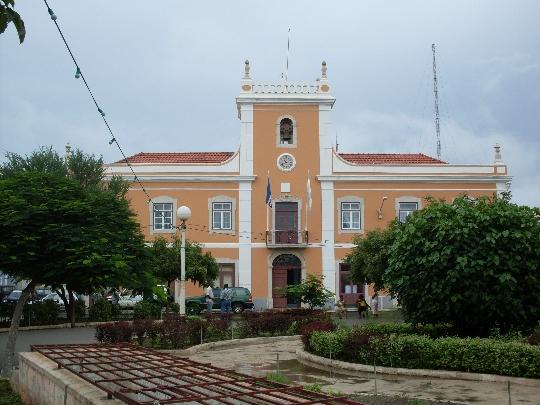 Прая - столица на Кабо Верде