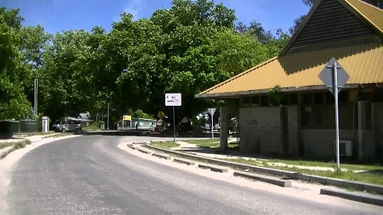 Zuid-Tarava - de hoofdstad van Kiribati