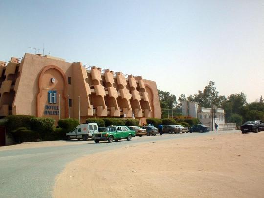 Nouakchott - de hoofdstad van Mauritanië