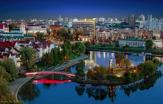 Observatiedekken van Minsk