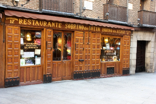Waar te eten in Madrid?