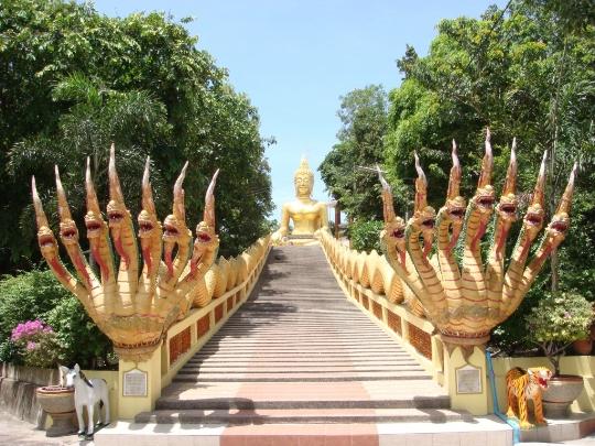 Observatiedekken van Phuket