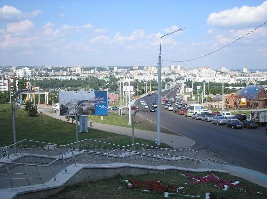 Наблюдателни площадки на Белгород