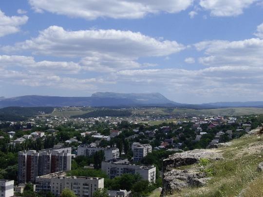Observatiedekken van Simferopol