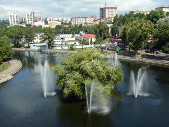 Observatiedekken van Lipetsk