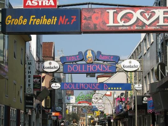 Hamburgse straten