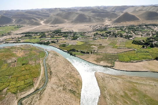 Rivieren van Afghanistan