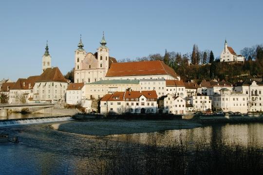 Itävallan joet