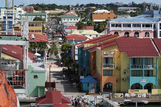 St. Johns - Antiguan ja Barbudan pääkaupunki