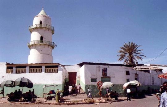 عاصمة جيبوتي