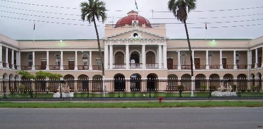 جورج تاون - عاصمة غيانا