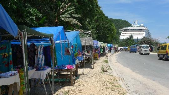 Port Vila - Vanuatu pääkaupunki