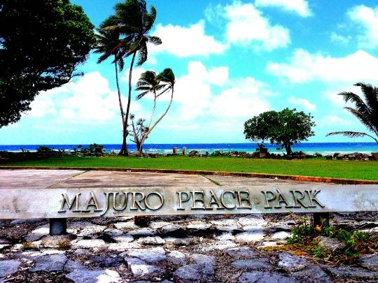 Маджуро - столицата на Маршаловите острови