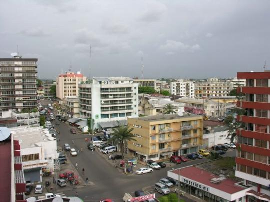 Либревил - столицата на Габон