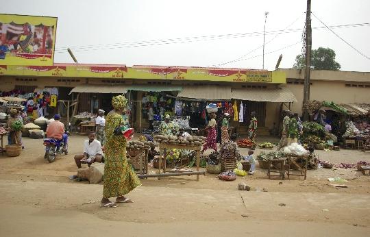 Porto Novo - Beninin pääkaupunki