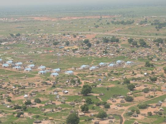 Juba on Etelä-Sudanin pääkaupunki