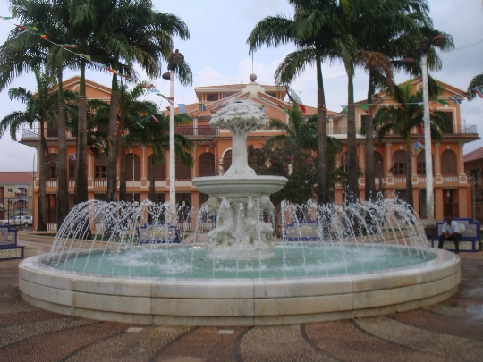 Малабо - столицата на Екваториална Гвинея