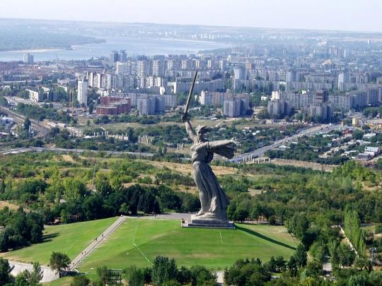 Observatiedekken van Volgograd