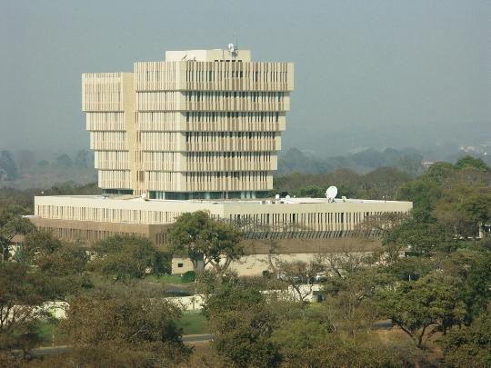 Lilongwe - de hoofdstad van Malawi
