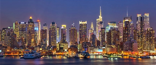 New Yorkin näköalatasanne