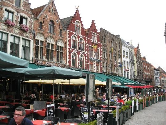 Waar te eten in Brugge?