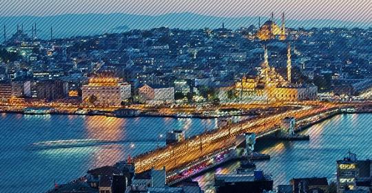 Ponts d'observation d'Istanbul