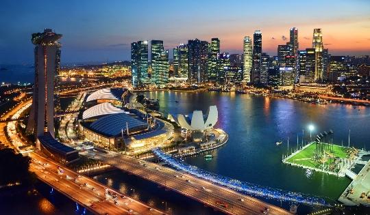 Ponts d'observation de Singapour