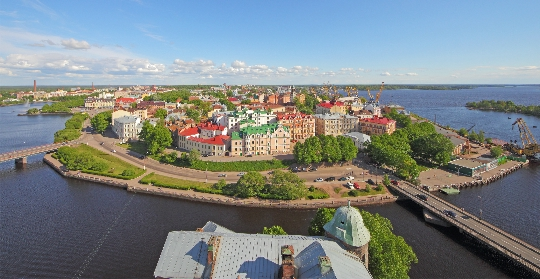Vyborg Observation Decks