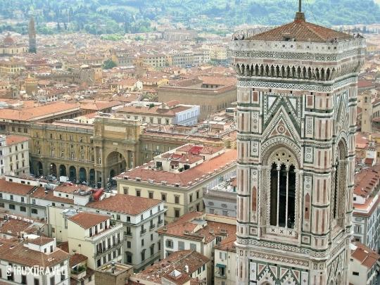 Points de vue de Florence