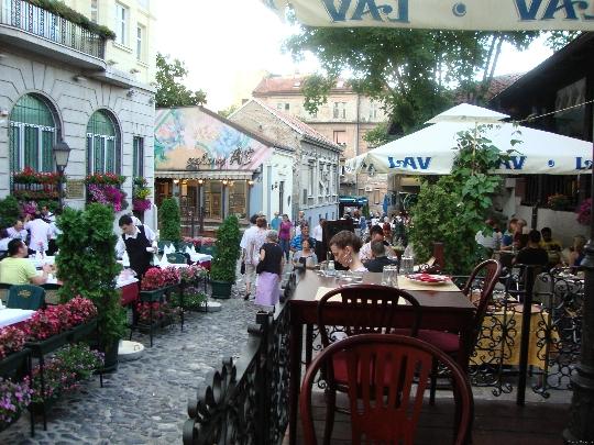 Waar te eten in Belgrado?